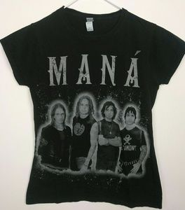 Mana Rock Band Shirt Size Small